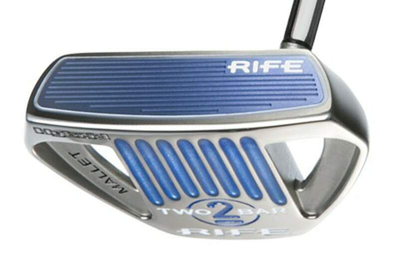 Guerin Rife Two Bar Hybrid Long Putter