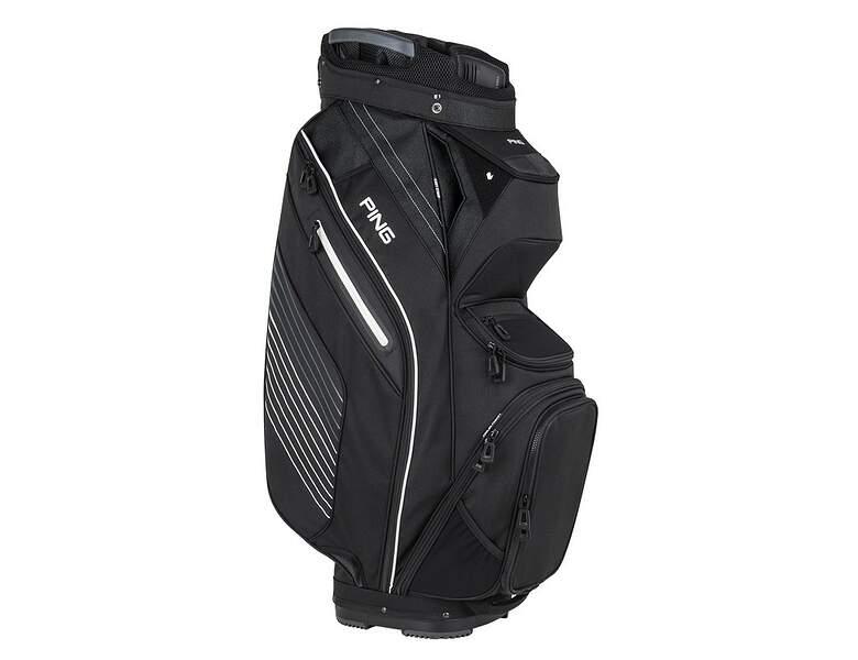 Ping 2018 Pioneer Cart Bag 2nd Swing Golf