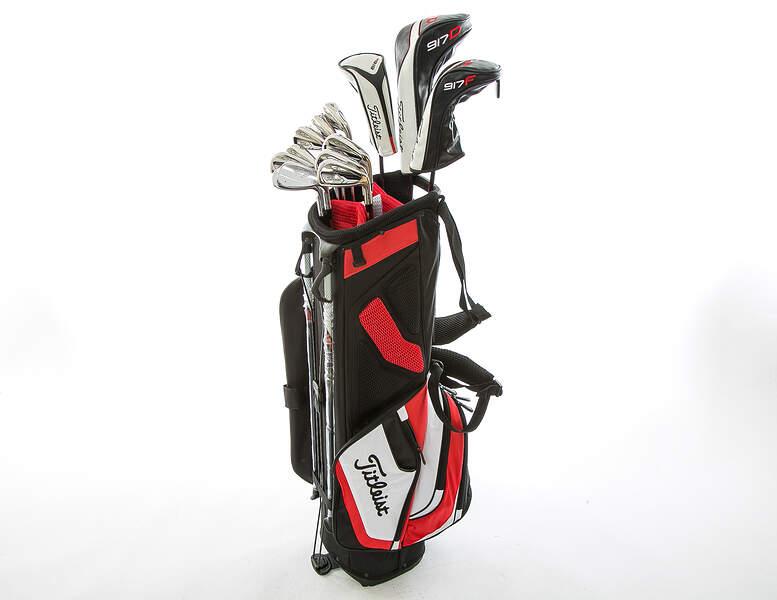 Titleist 718 Ap1 Complete Golf Club Set 2nd Swing Golf