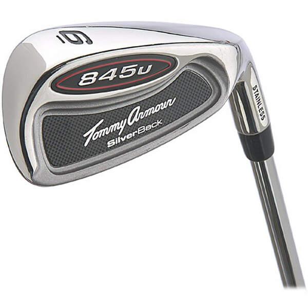 Tommy Armour 845u Silverback Single Iron 2nd Swing Golf