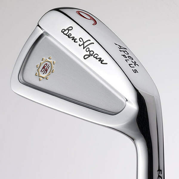 ben hogan apex 2006 irons for sale