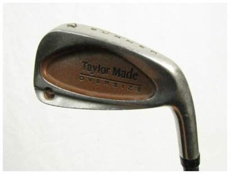 Taylormade Burner Oversize Iron Set 2nd Swing Golf