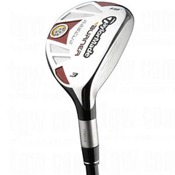 Taylormade Burner Rescue Hybrid 2nd Swing Golf