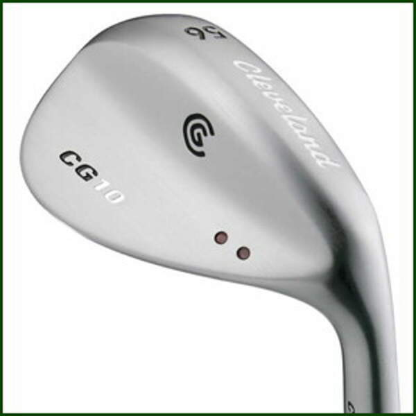 Cleveland Cg10 Wedge 2nd Swing Golf