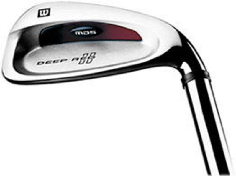 Wilson Staff Deep Red Ii Distance Iron Set 2nd Swing Golf
