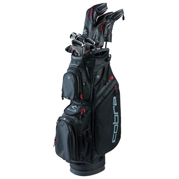 Cobra F-Max Superlite Complete Golf Club Set