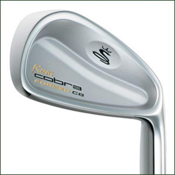Cobra Forged Cb Iron Set 2nd Swing Golf