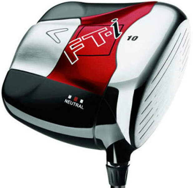 Callaway Ft I Driver 2nd Swing Golf