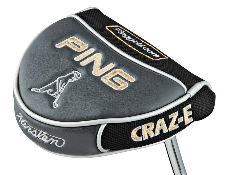 Ping Karsten Series Craz E Putter Headcover 2nd Swing Golf