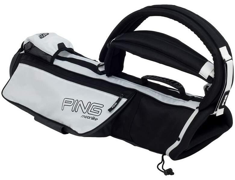 Ping Mens Moonlight Sunday Golf Carry Bags  |Ping Moonlight Golf Bag