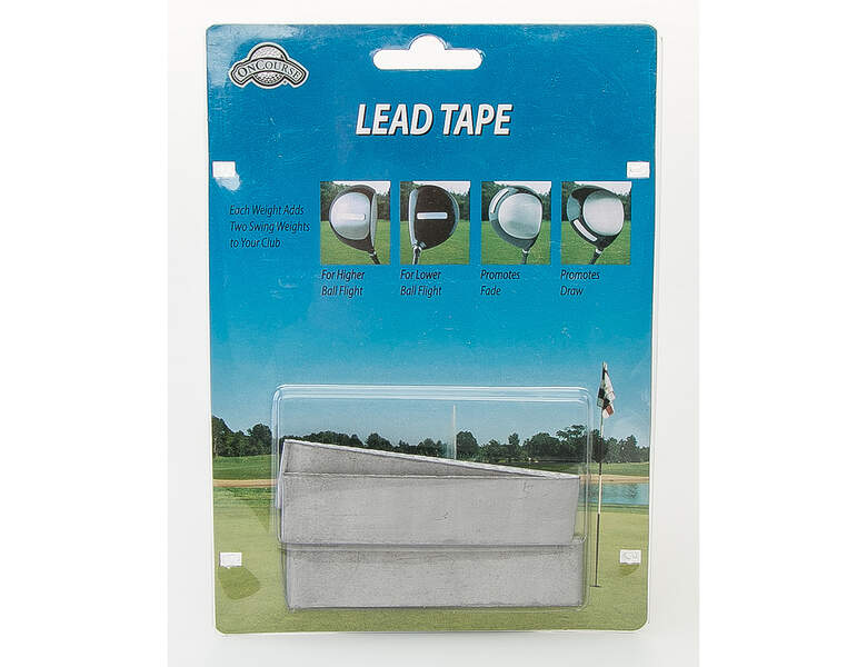 Oncourse Lead Tape Roll 2nd Swing Golf