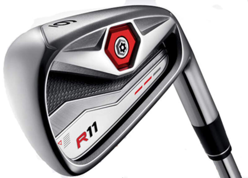 Taylormade R11 Iron Set 2nd Swing Golf