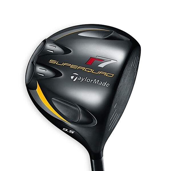 Taylormade R7 Superquad Driver 2nd Swing Golf