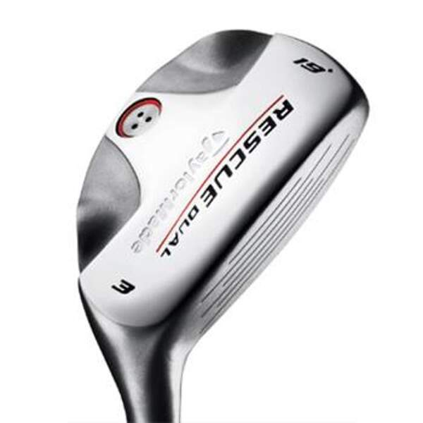 Taylormade Rescue Dual Tp Hybrid 2nd Swing Golf