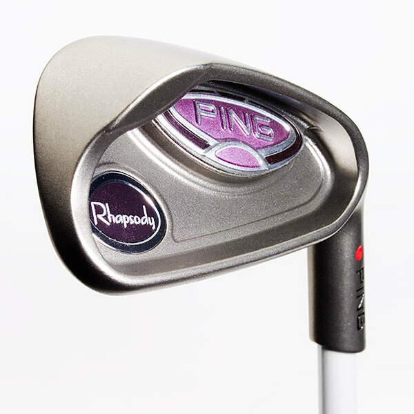 Ping Rhapsody Wedge 2nd Swing Golf