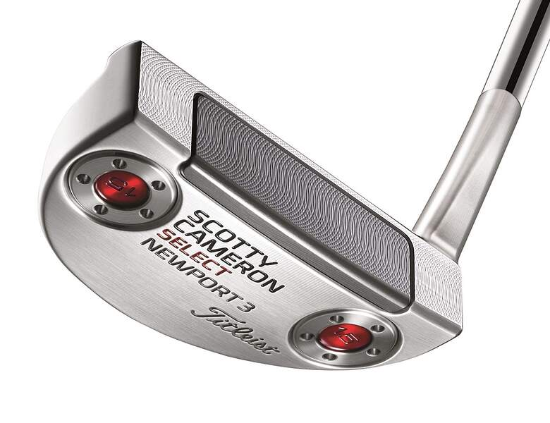 Select Np3 New Put Loading Zoom Leist Scotty Cameron Golf Putters