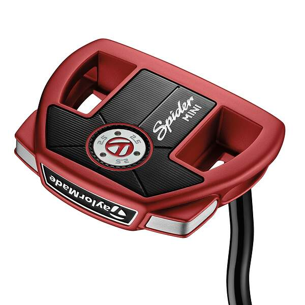 Taylormade Spider Mini Red Putter 2nd Swing Golf