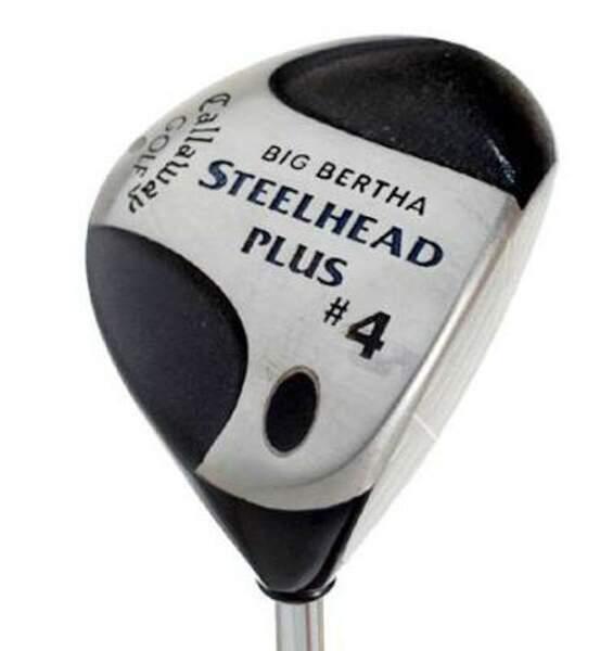 Callaway Steelhead Plus Fairway Wood 2nd Swing Golf