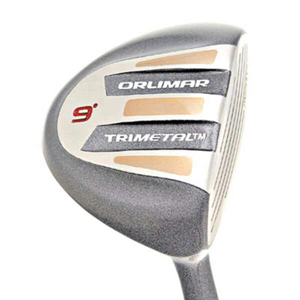 Orlimar Trimetal Fairway Wood 2nd Swing Golf