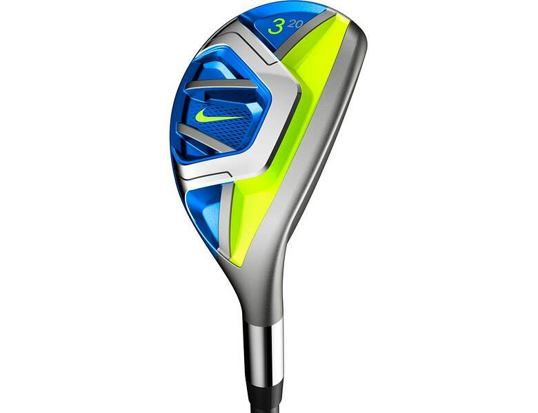 Nike Vapor Fly Hybrid 2nd Swing Golf