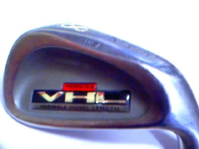 Maxfli Vhl Midsize Iron Set 2nd Swing Golf