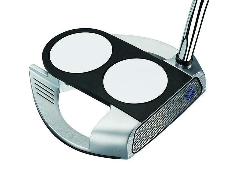 Odyssey Works Versa 2 Ball Fang Putter 2nd Swing Golf