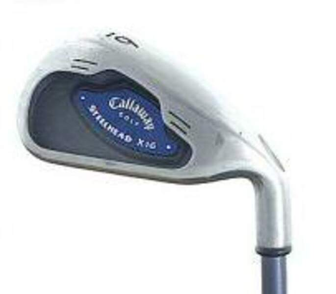 Callaway X 16 Iron Set 2nd Swing Golf