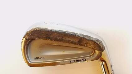 Mizuno MP 60 Single Iron 3 Iron Steel Stiff Right 39""