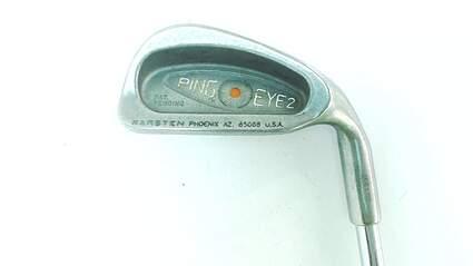 "Ping Eye 2 Single Iron 5 Iron Steel Stiff Right 37.25"" Orange Dot"