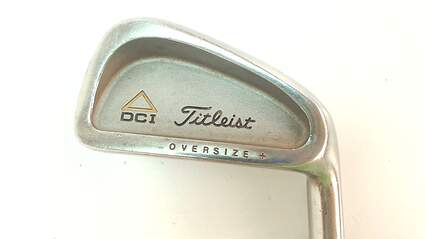 "Titleist DCI Gold Overszie + Single Iron 3 Iron Graphite Regular Right 38.5"""