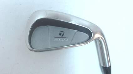 "TaylorMade 200 Steel Single Iron 4 Iron Graphite Regular Right 38.5"""