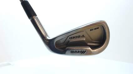 "Mizuno MX 15 Single Iron 3 Iron Steel Stiff Right 39.25"""