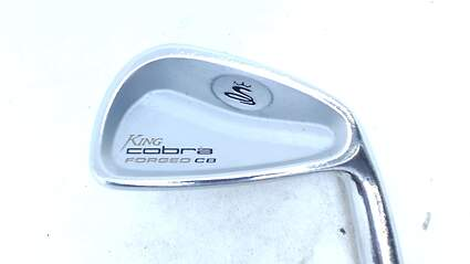 Cobra Forged CB Single Iron 4 Iron Steel Stiff Right 38.25""