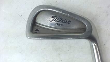 """Titleist DCI 990 Single Iron 4 Iron Steel Stiff Right 38.25"""""""