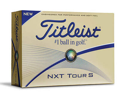Titleist 2016 NXT Tour S Golf Balls