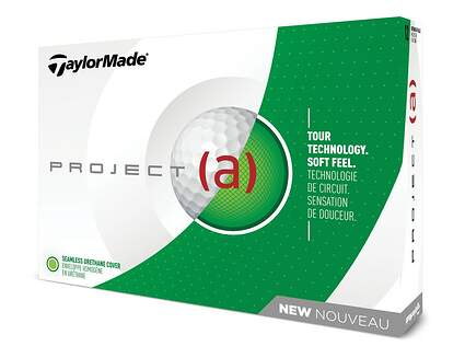 TaylorMade 2018 Project A Golf Balls