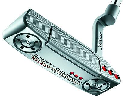 Titleist Scotty Cameron 2018 Select Newport 2 Putter