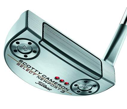 Titleist Scotty Cameron 2018 Select Newport 3 Putter
