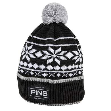 Ping 2019 Bergen Knit Winter Hat Ping Golf Accessories