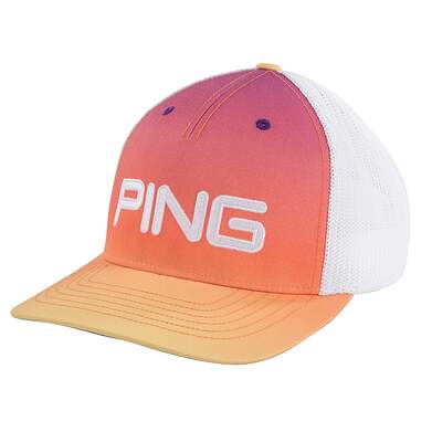 Ping 2019 Fader Mesh Hat Ping Golf Accessories