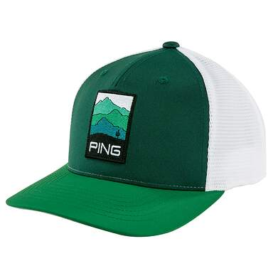 Ping 2019 Mountain Patch Hat Ping Golf Accessories