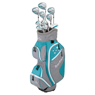 Tour Edge 2020 Lady Edge Full Complete Golf Club Set