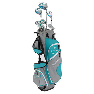 Tour Edge 2020 Lady Edge Half Complete Golf Club Set