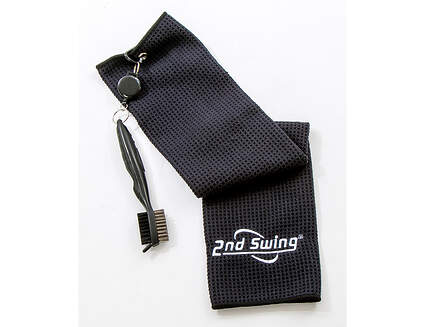2nd Swing Logo Golf Towels