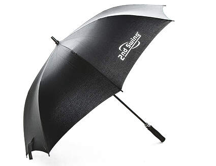 2nd Swing Logo Golf Umbrella