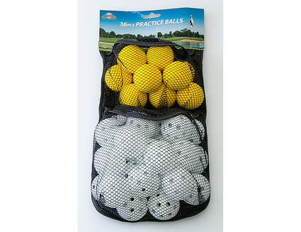 OnCourse 36 Pack Practice Golf Balls