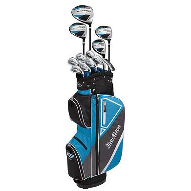 Tour Edge Bazooka 370 Varsity Teen Complete Golf Club Set