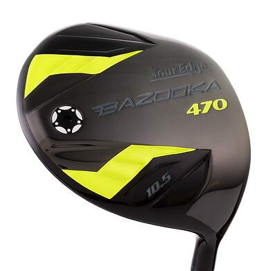 Tour Edge Bazooka 470 Black Driver