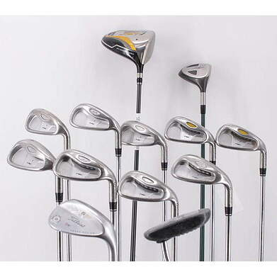 2nd Swing 500 Dollar Complete Golf Club Set