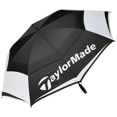 TaylorMade 64 inch Double Canopy Golf Umbrella